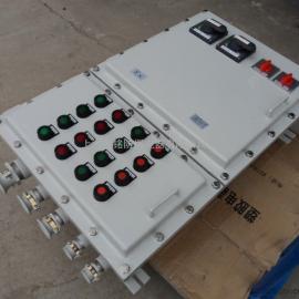 ZL102铝合金防爆动力控制箱(电控柜)