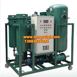 汽轮机油透平油专用PLC自动滤油机