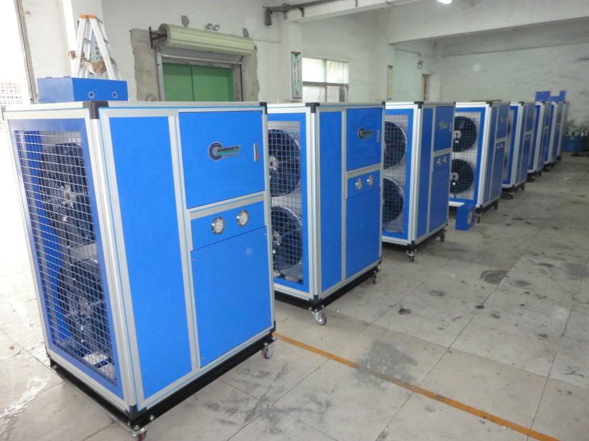 零下40℃冷水机(超低温冷水机)
