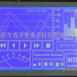 3.8寸中文字库320240,LCD显示模块