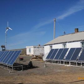 风光互补发电系统
