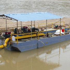 抽沙自卸船,钻探式抽沙船,射吸式抽沙船