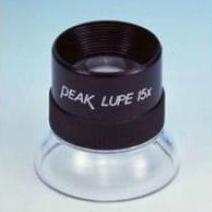 日本必佳PEAK手持式放大镜1962-15X