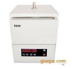 过滤式功效TD5F台式过滤离心机