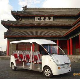 供应重庆11座燃油景区专用观光车游览车