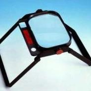 PEAK日本必佳2053折叠式放大镜