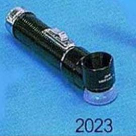 日本必佳PEAK 2023-15X带灯放大镜