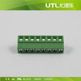 欧式接线端子 MU1.0H3.5 螺钉类插拔式端子