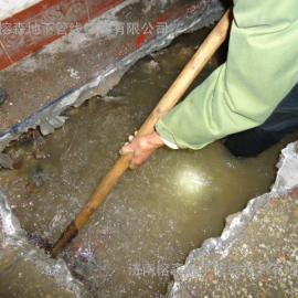 唐山自来水管道漏水|唐山消防管道漏水找漏点