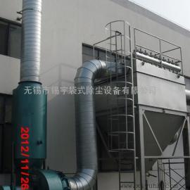 立式滤筒除尘器