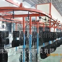 阴极电泳涂装设备 电泳自动线 电泳设备厂