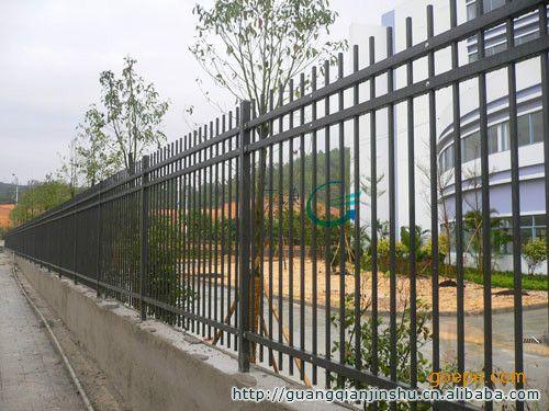 厂家直接销售锌钢铁艺栅栏/工艺护栏网/欧式护栏网