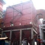 盛景55�O电厂锅炉电除尘器维修