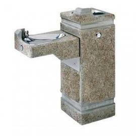 石材公共直饮水 公园广场用直饮水台