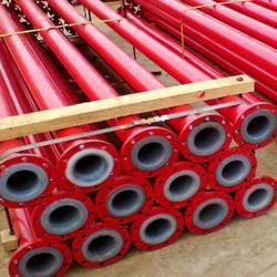 钢厂专用钢衬塑管道|循环水输送钢衬塑