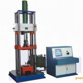 济南斯尔诺大型液压微机控制弹簧压力试验机