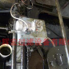 管式撇油机