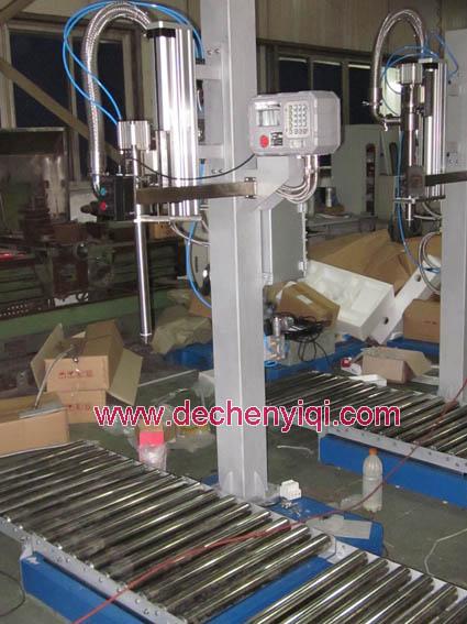 200升自动称重灌装机生产供应商