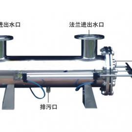 医院污水紫外线消毒器|管道式自动清洗紫外线消毒器