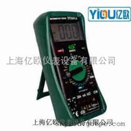 DY2201B数字式汽车万用表