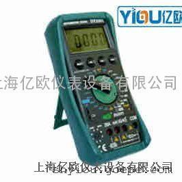 代理DY2301数字式汽车万用表