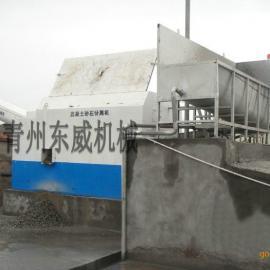 广西优质大型混凝土搅拌站砂石分离机、砂石分离浆水回收设备