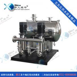 无负压变频供水设备 衢州ZWX智能全自动供水设备