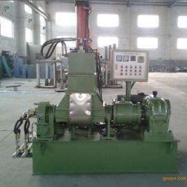 10L强力加压翻转式密炼机_捏炼机_橡胶密炼机