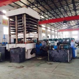 大型EVA发泡机价格_青岛EVA发泡机厂家_PE板材发泡设备