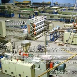PVC共挤片材生产设备|江苏PVC片材生产设备厂家报价