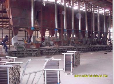 STHF-首特宏发/新型无烟木炭机设备/节能环保木炭机设备