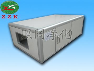 净化空调箱 空气处理机组 重量轻体积小风量大