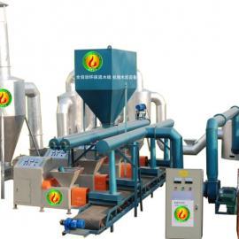 ST-首特宏发新型流水线木炭机厂家/新型流水线木炭机价格