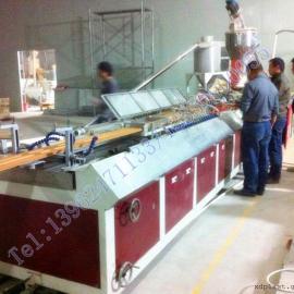 木塑型材生产线|PVC木塑型材生产线厂家直销