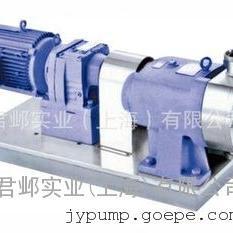 不锈钢转子泵,高粘度转子泵,转子泵应用领域,上海转子泵厂家