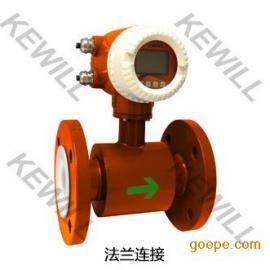 KEWILL智能型一体化硬水污泥电磁流量计FE20系列