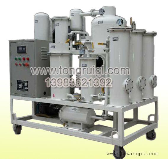 ZJD-R润滑油液压油多功能再生净油机(脱水脱气除酸过滤)