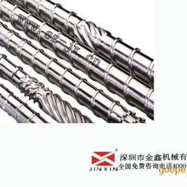 深圳注塑机螺杆!PVC板材螺杆!注塑机螺杆厂【金鑫】