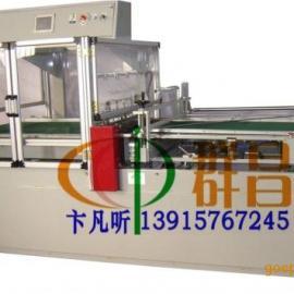 CF250全自动五金电器高速侧封机PE膜POF膜热收缩包装机