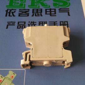 BA8060防爆按钮 常开点 常闭点  导轨式