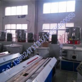 河北PVC塑料混合机组|山东PVC高速混料机批发