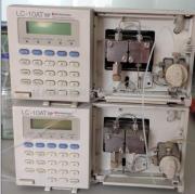 岛津LC-10ATvp液相色谱仪输液泵
