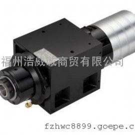 台湾主轴 木工雕刻机ISO30主轴