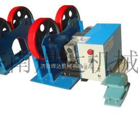 市场最便宜好用的1吨焊接滚轮架 小型滚轮架 焊达厂家直销