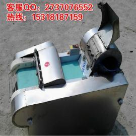 厂家直销 全白口铁商用多功用切菜机/切丝机/切丁机/锉机/碎菜