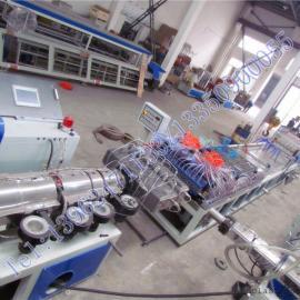 PVC波浪瓦生产线|PVC波浪瓦挤出生产设备