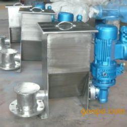 微型螺旋加料器(给料机)系列1