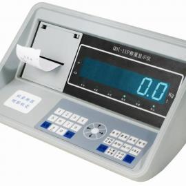 内置打印机称重仪表/小票纸打印电子秤