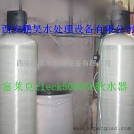 锅炉电子型软化水双罐处理设备