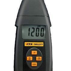 胜利VICTOR DM6237P数字式闪频测速仪